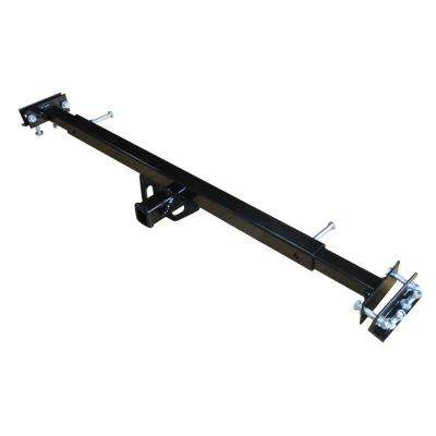 Accessory Hitch Adjustable