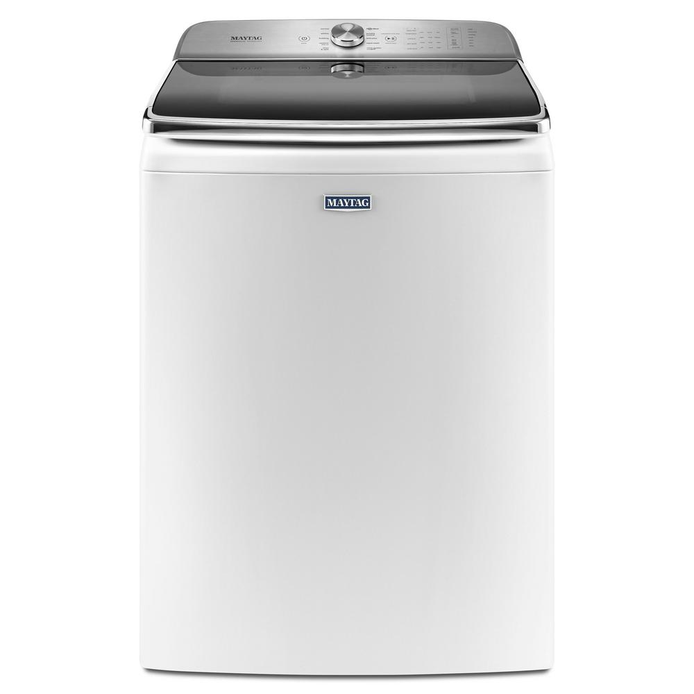 6.0 cu. ft. White Top Load Washing Machine, ENERGY STAR