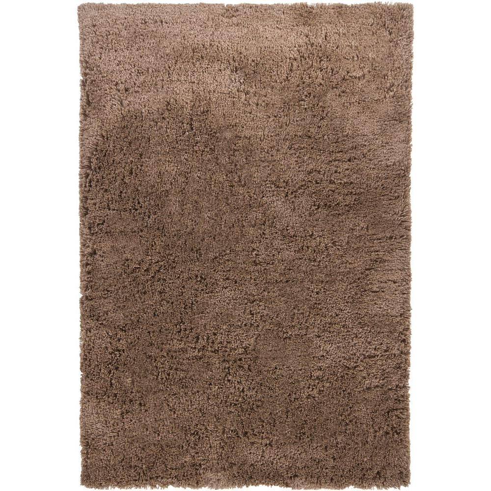 Bancroft Taupe 5 ft. x 7 ft. 6 in. Indoor Area