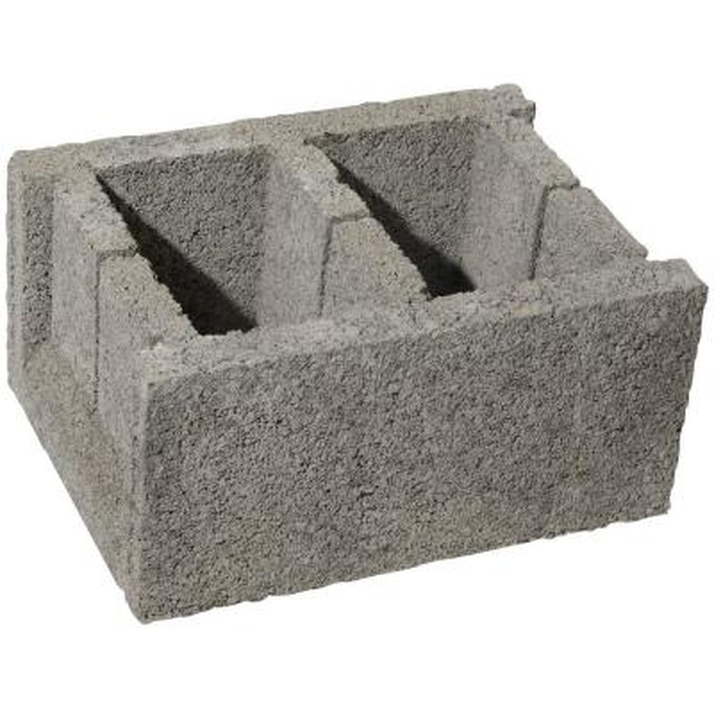 8 in  x 12 in  x 16 in  Concrete Block-903881 - The Home Depot