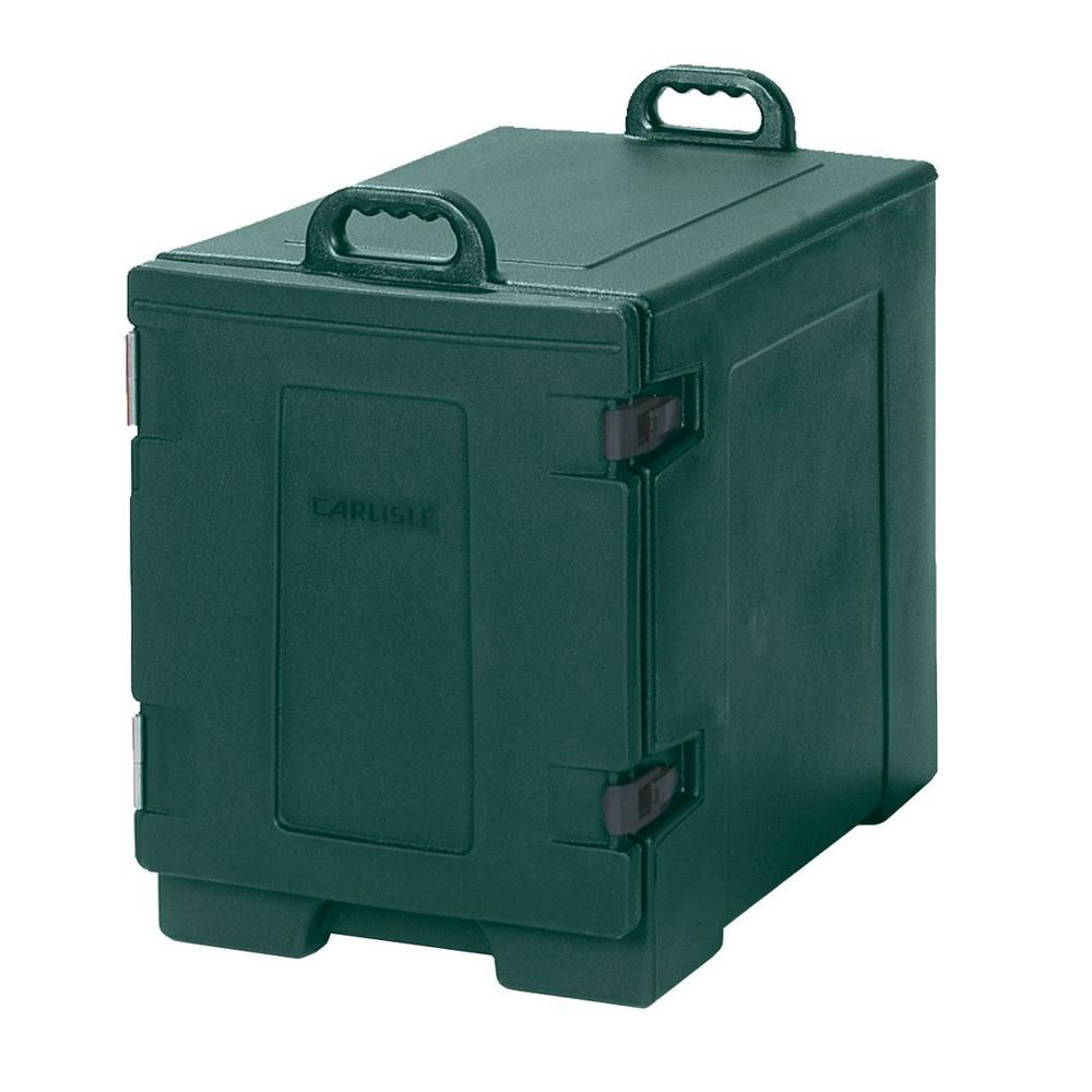 Carlisle Cateraide End Loading Insulated Pan Carrier in Green ...