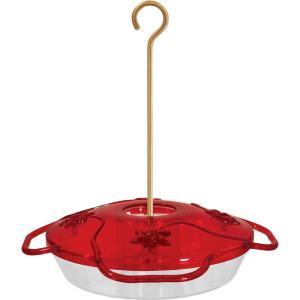 Droll Yankees 9 inch Little Flyer Plastic Hummingbird Feeder by Droll Yankees