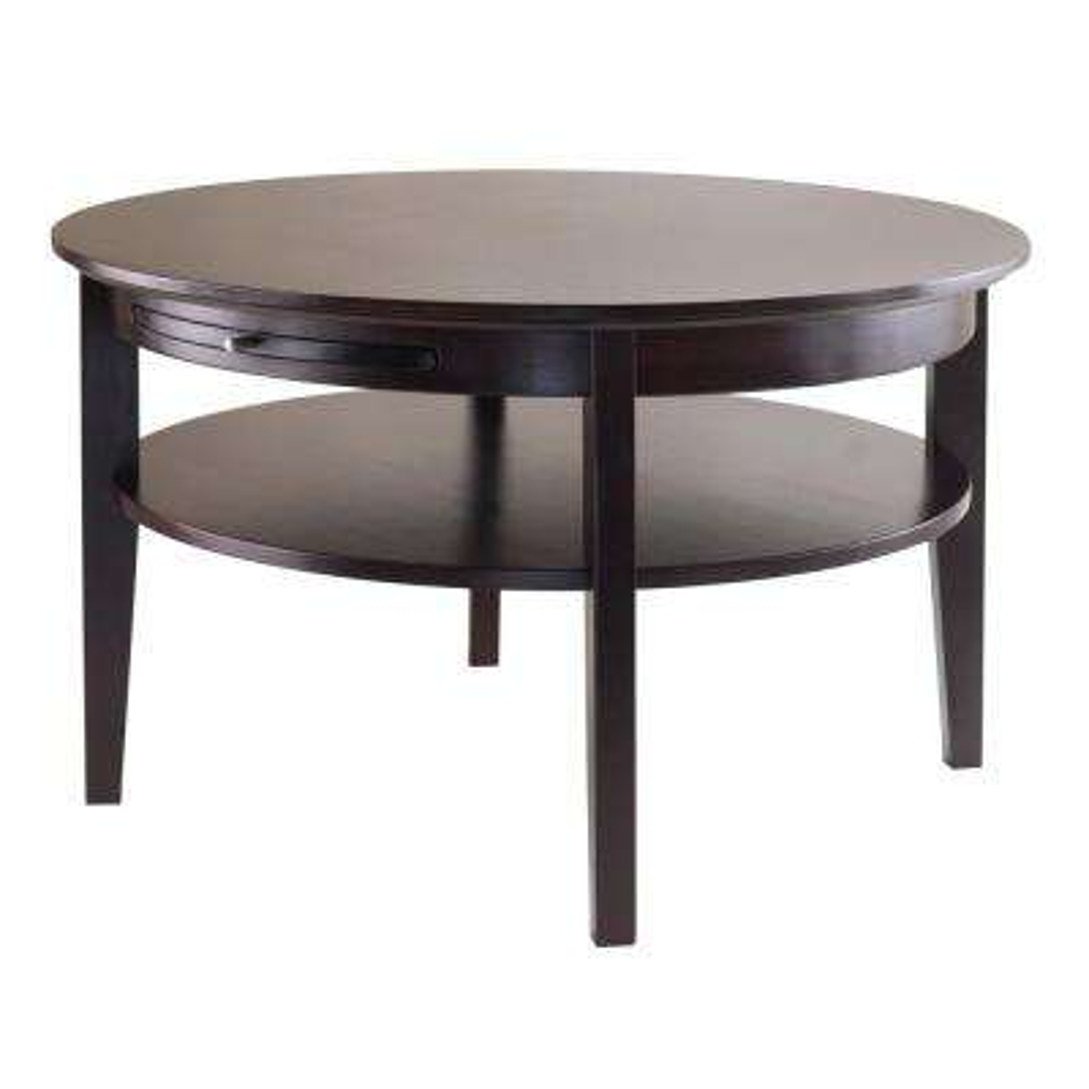 Amelia Espresso Coffee Table