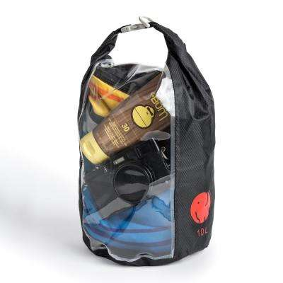 10 l See-Through Roll Top Dry Bag