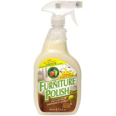 22 oz. Trigger Spray Furniture Polish with Olive Oil