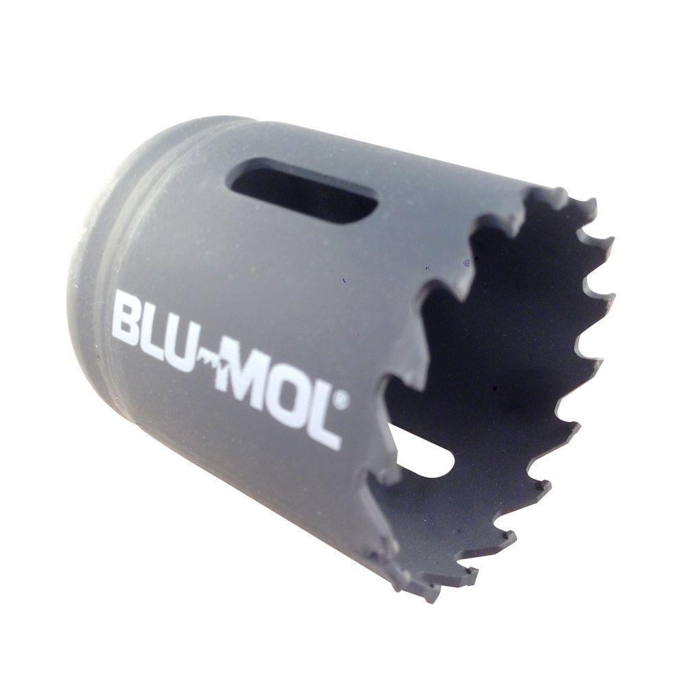 BLU-MOL 1-3/4 in. Xtreme Carbide Tipped Hole Saw