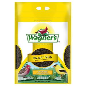Wagner's 20 lb. Nyjer Seed Wild Bird Food by Wagner's