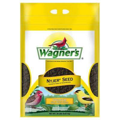 20 lb. Nyjer Seed Wild Bird Food