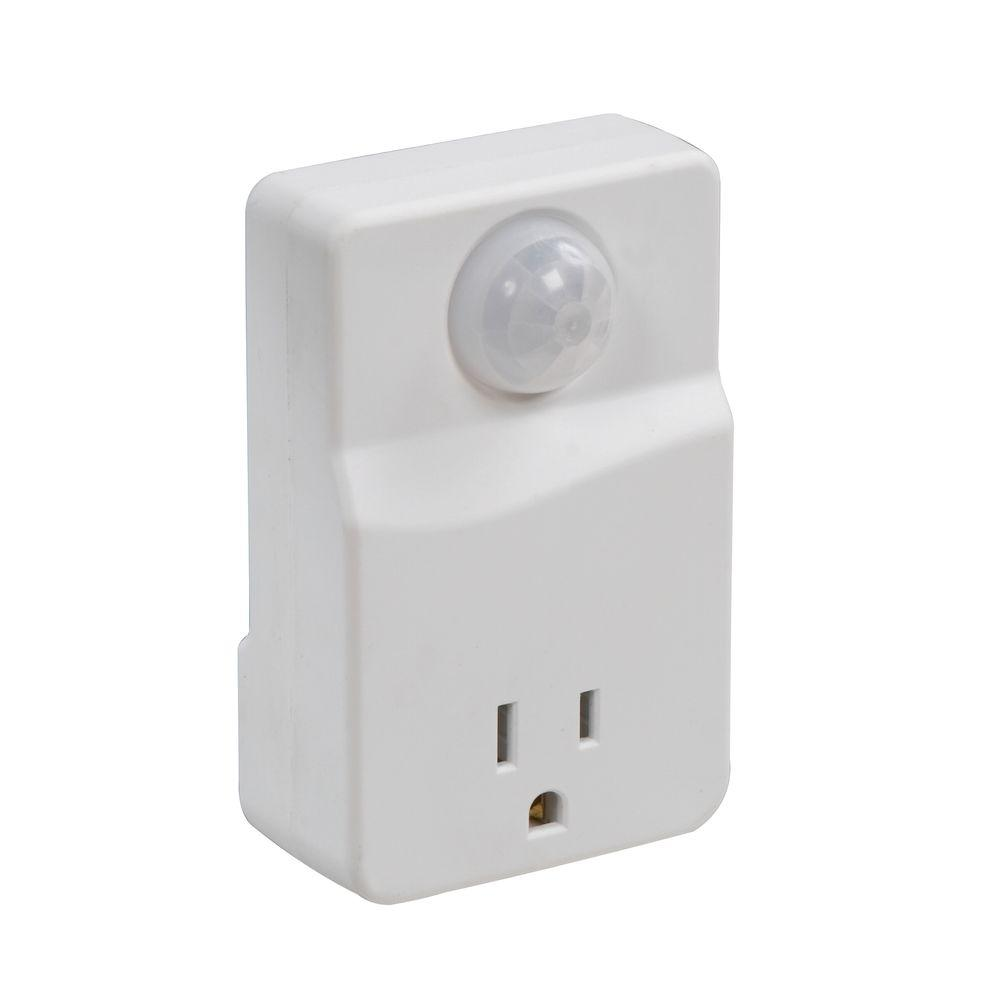 Westek Plug-In Motion Activated Control-MLC4BC - The Home Depot