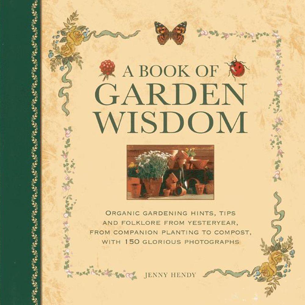 null A Book of Garden Wisdom