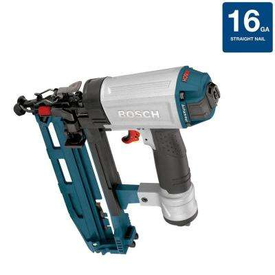 1 in. 2-1/2 in. x 16 Gauge Slim Strip Finishing Nail Gun