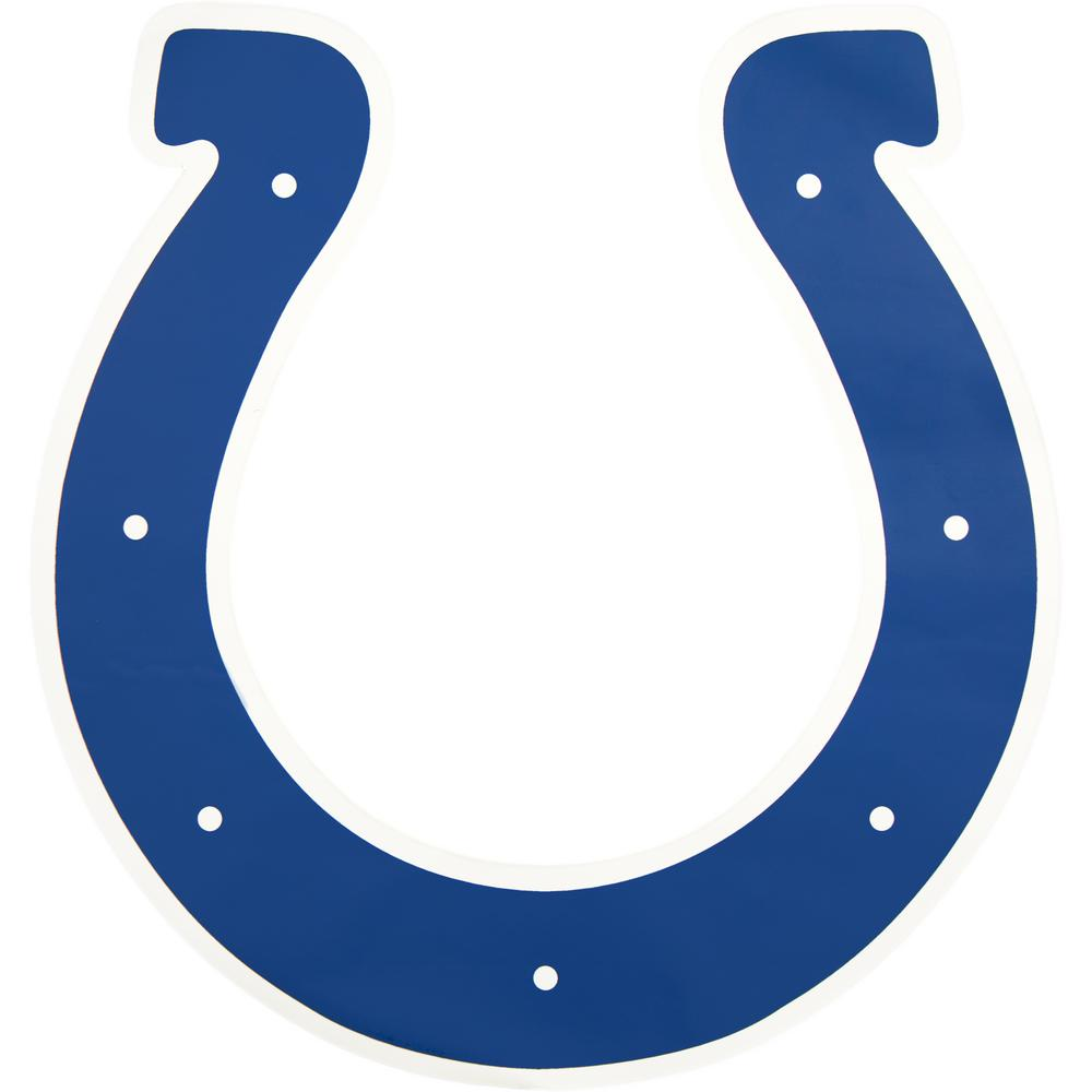 Applied Icon Nfl Indianapolis Colts Outdoor Logo Graphic