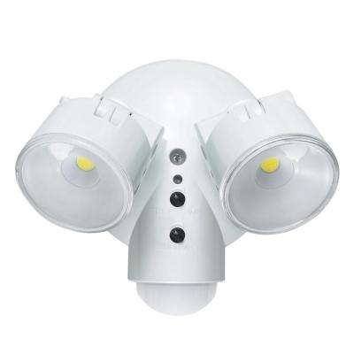 29W Weather Resistant Dusk to Dawn Adjustable Motion Activated Security Light