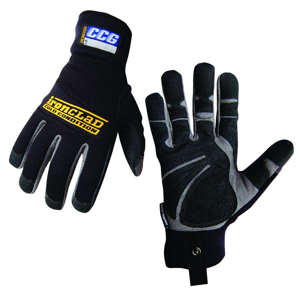 Ironclad Cold Condition XXL Work Gloves-DISCONTINUED