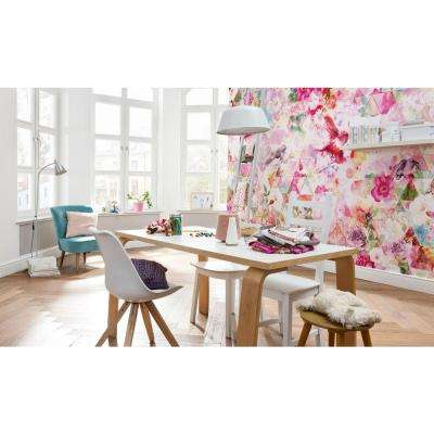 145 in. H x 98 in. W Prisma Wall Mural