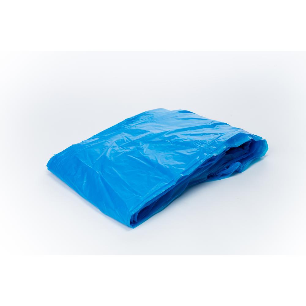 HP 33 Gal. Blue Tint Bag 100 CT