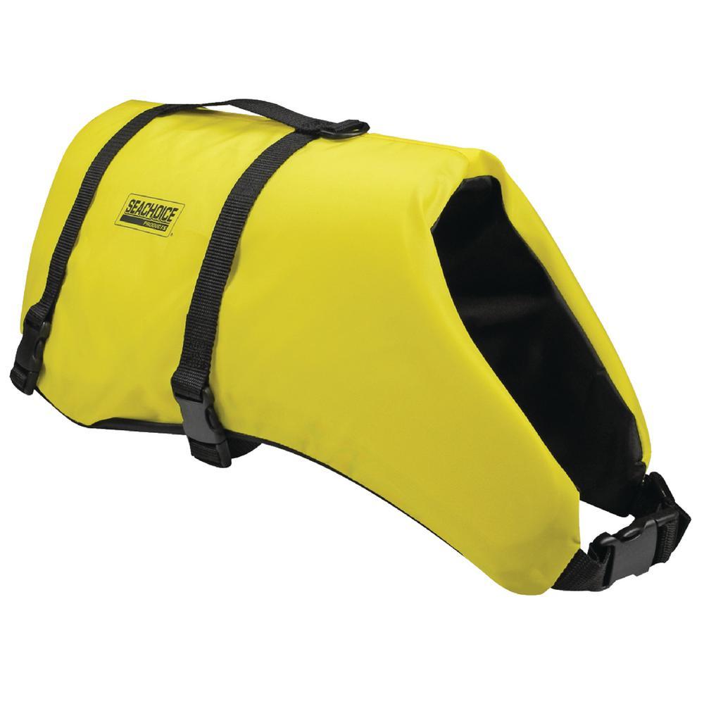 Yellow Dog Life Vest