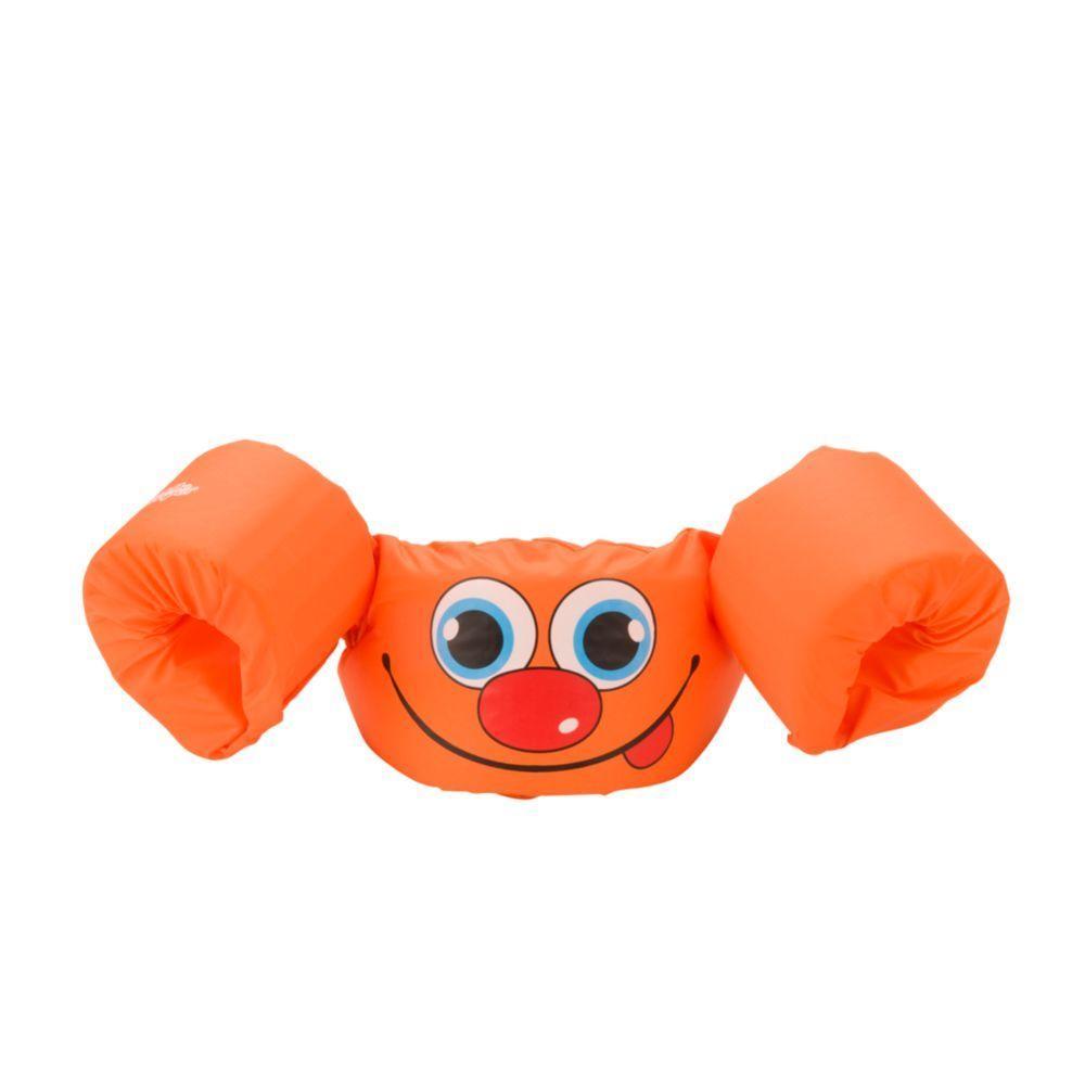 ab4dbb7e3aae Stearns Orange Basic Puddle Jumper Floater-3000001300 - The Home Depot