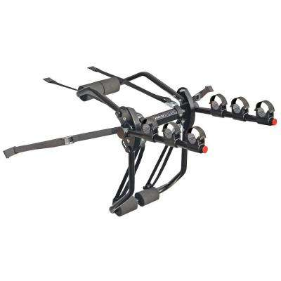 Axis 3 - 3 Bike Trunk Mount Bike Rack