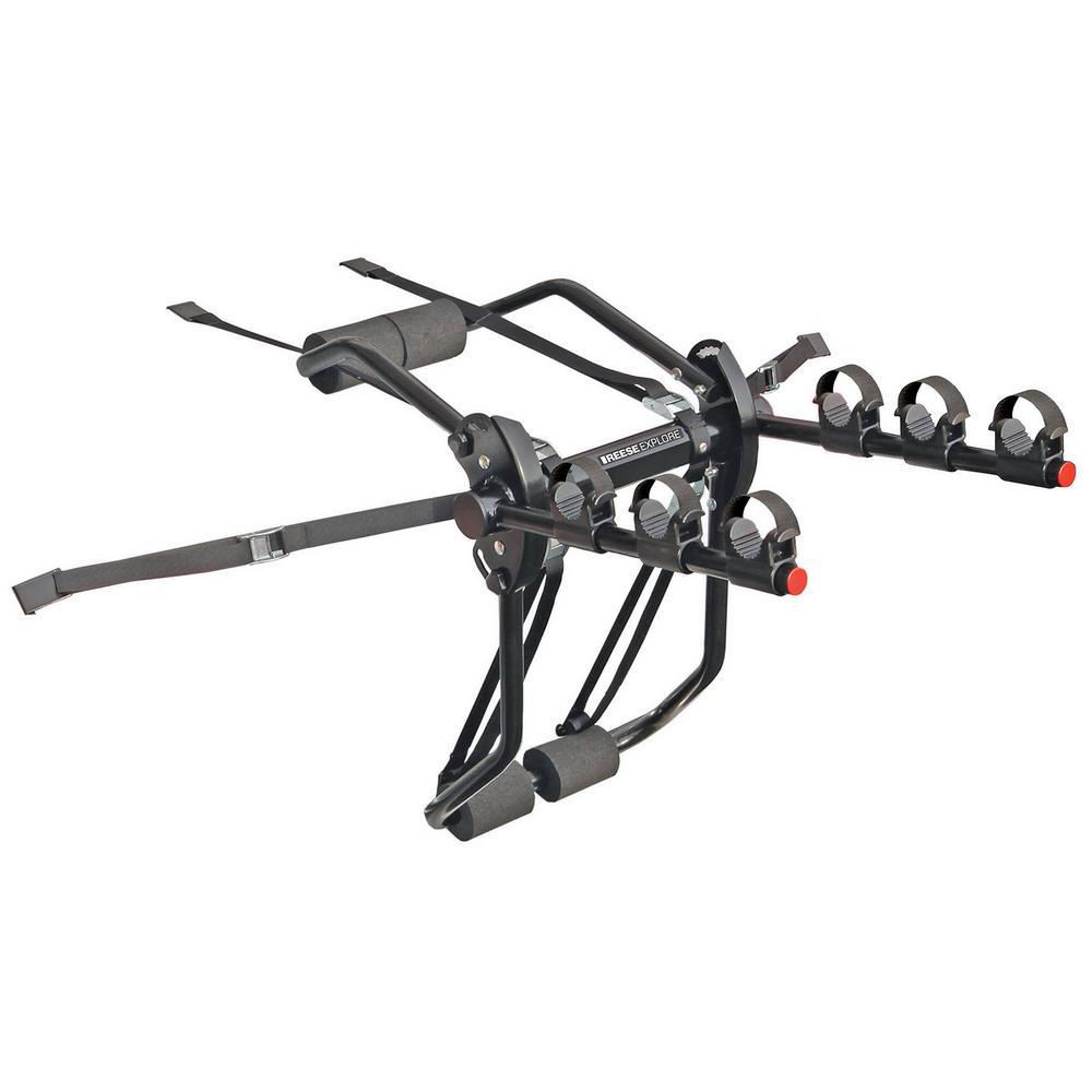 Axis 3 - 3 Bike Trunk Mount Bike Rack