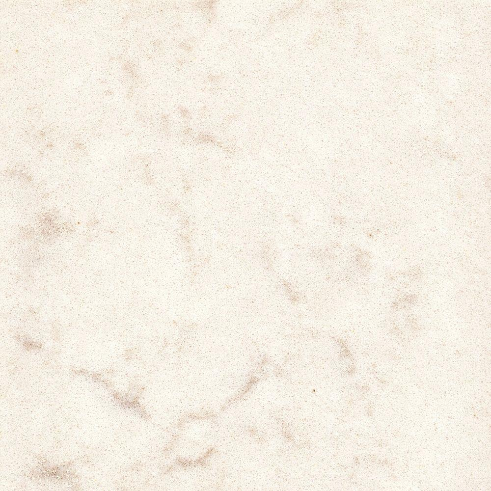Silestone 2 In X 4 In Quartz Countertop Sample In Lagoon