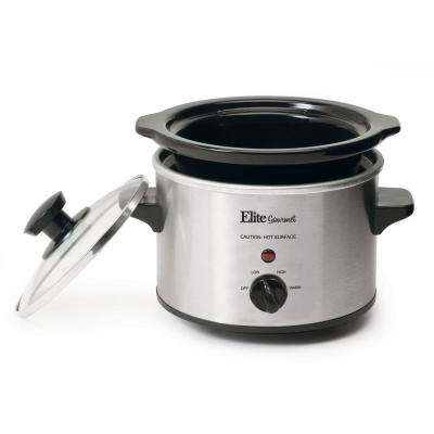 Gourmet 1.5 qt. Mini Slow Cooker