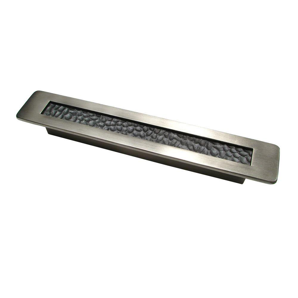 160 mm Brushed Pewter Pull