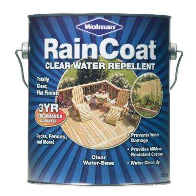 1 gal. Raincoat Clear Water Repellent Sealer (Case of 4)