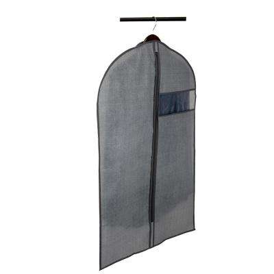 Suit Garment Bag in Grey