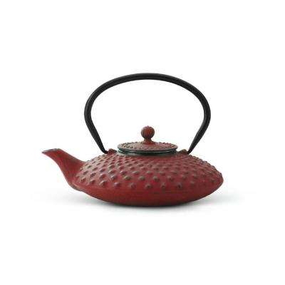 27 fl. oz. Red Xilin Teapot