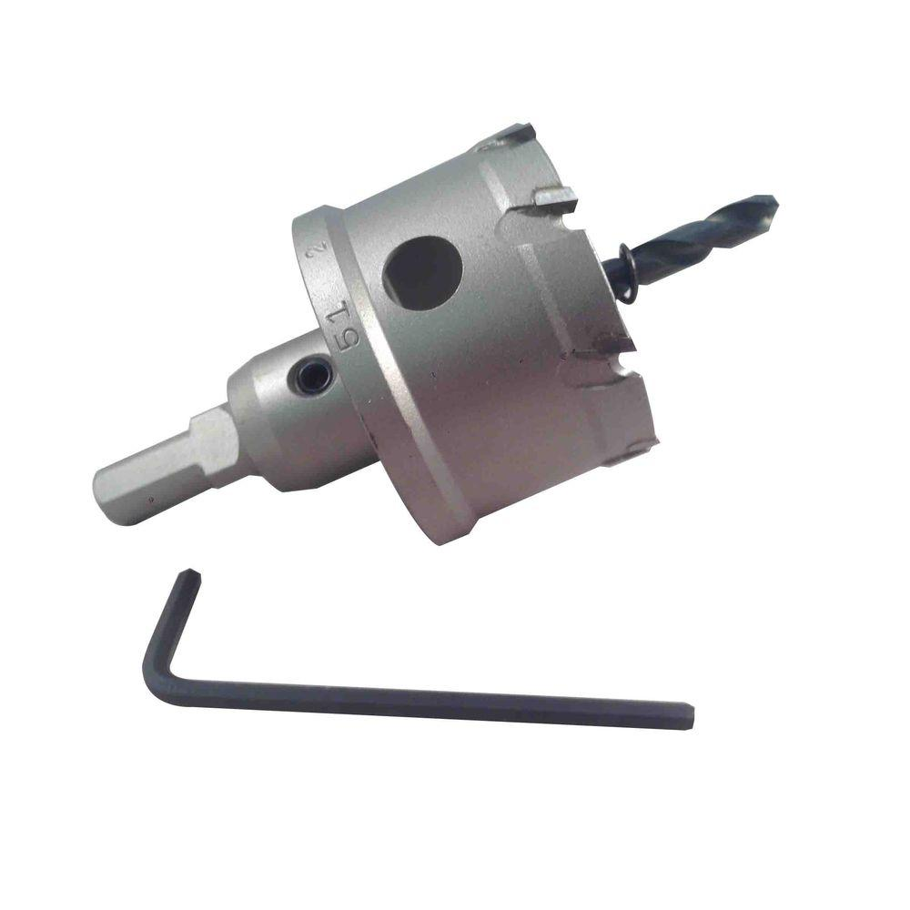 5/8 in. Standard Tungsten Carbide Hole Cutter