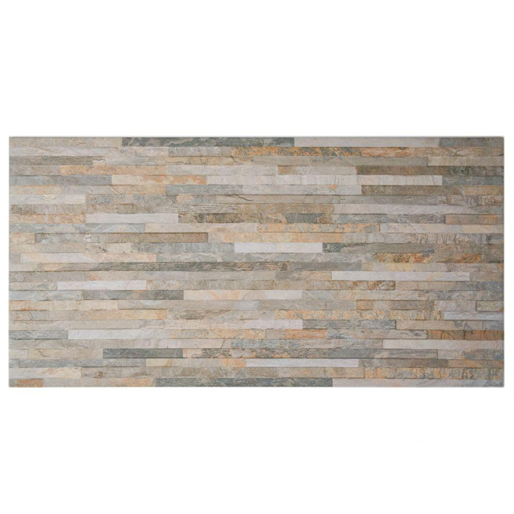 Stone Wall Tile Step 3 Size Brick Backsplash