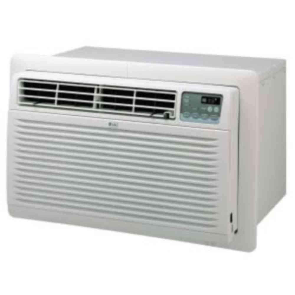 LG Electronics 8,000 BTU 115 Volt Through-the-Wall Air Conditioner with Remote