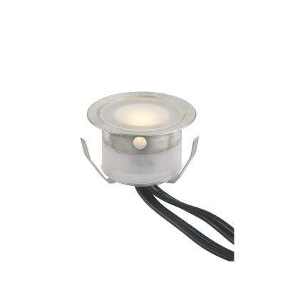 Stainless Steel Integrated LED Deck Light