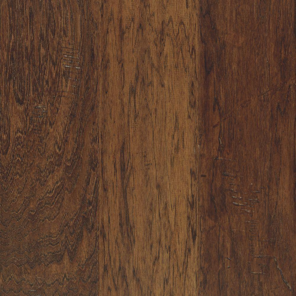 Mohawk steadman coffee hickory 3 8 in thick x 5 in wide for Mohawk wood flooring