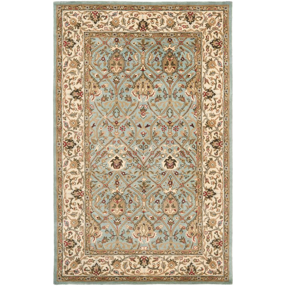 Persian Legend Gray/Ivory 5 ft. x 8 ft. Area Rug