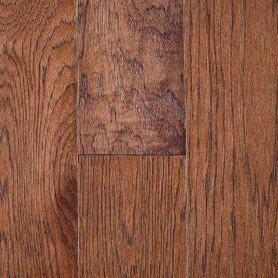 Devonshire Oak Provincial 3/8 in. T x 5 in. W x Random Lengths Engineered Hardwood Flooring (24.5 sq. ft. / case)