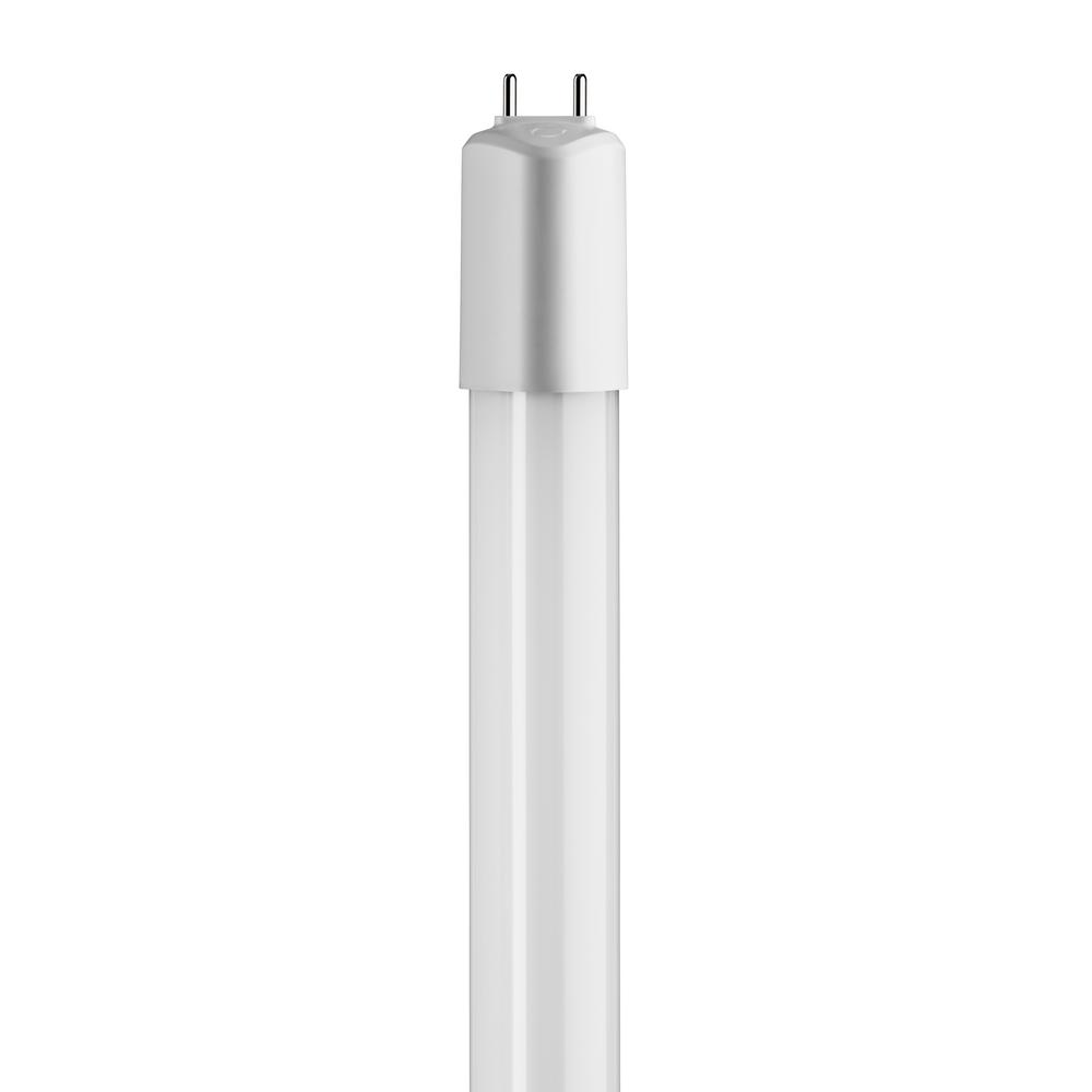 8-Watt 2 ft. Linear T8/T12 LED Light Bulb