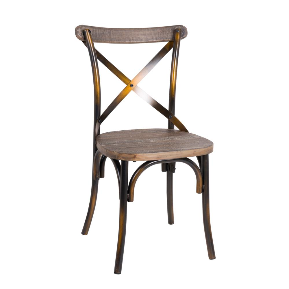 Exceptionnel Copper Porch Dining Chair