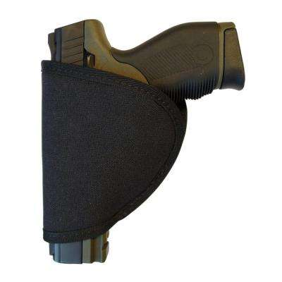 Universal Padded Nylon Hoop and Loop Safe Holster
