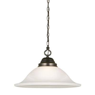 Millbridge Oil-Rubbed Bronze Swag Light
