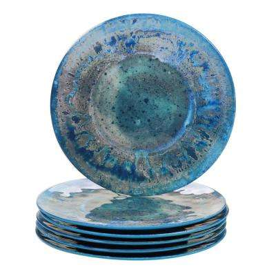 Radiance Multicolor Dinner Plate (Set of 6)