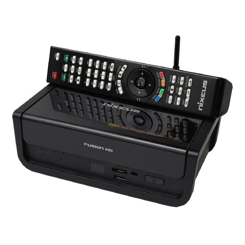 Nixeus Fusion HD Media Player-DISCONTINUED