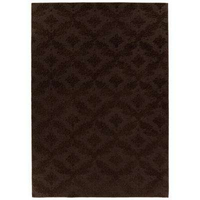 Charleston 9 Ft. x 12 Ft. Area Rug Mocha