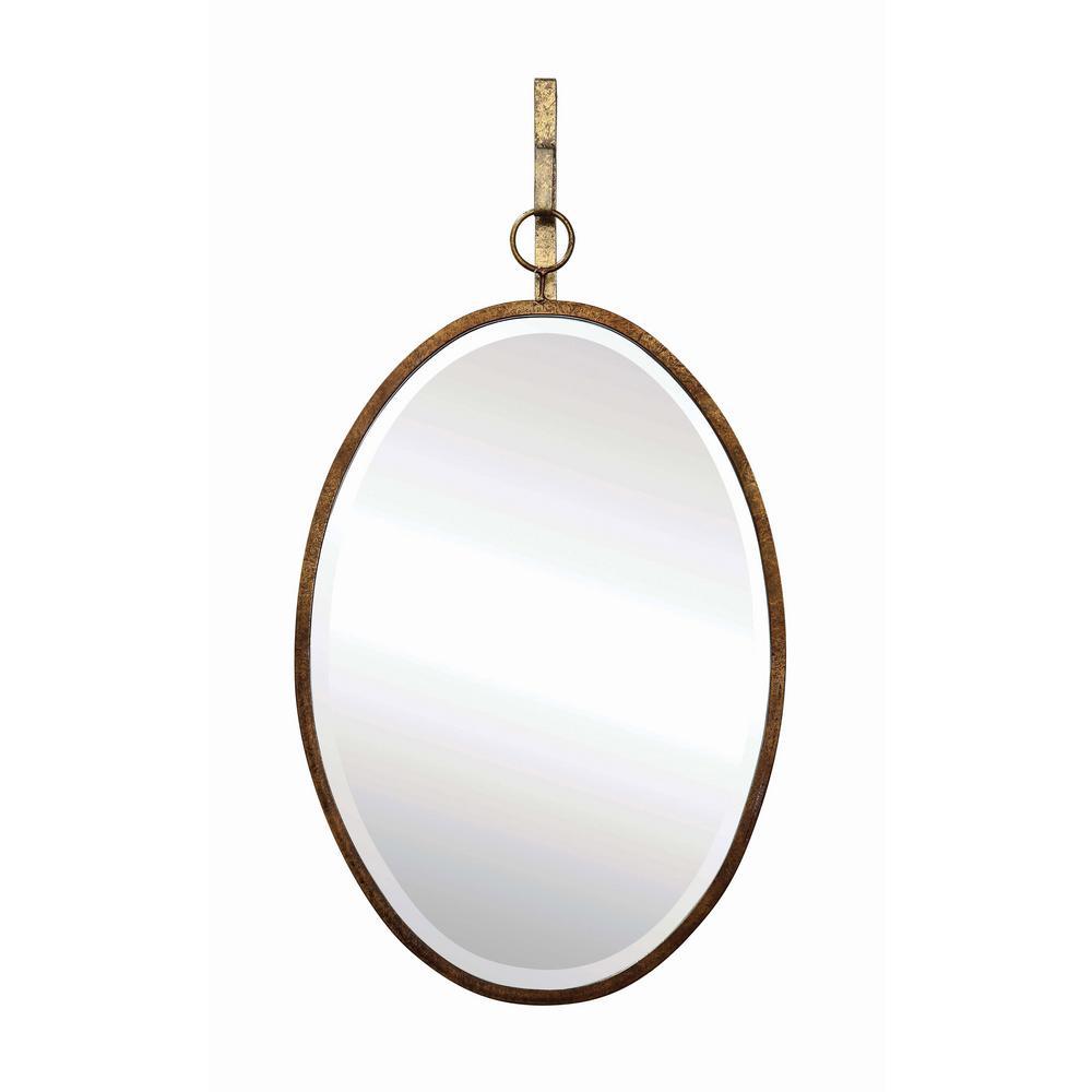 Oval Decorative Wall Mirror