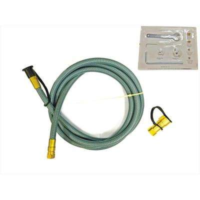 Natural Gas Hose Kit