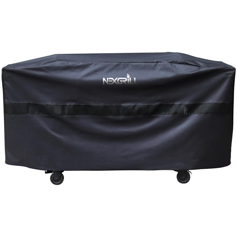 Nexgrill 64 In Premium Griddle Cover 700 0786 The Home Depot