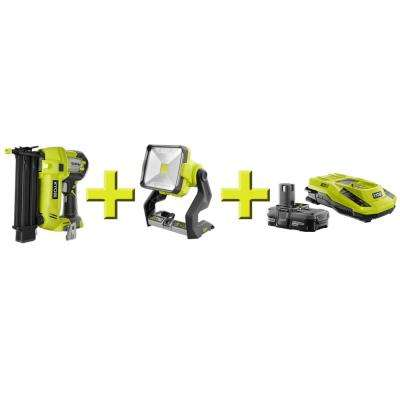 Brad Nailer, Work Light and Upgrade Kit