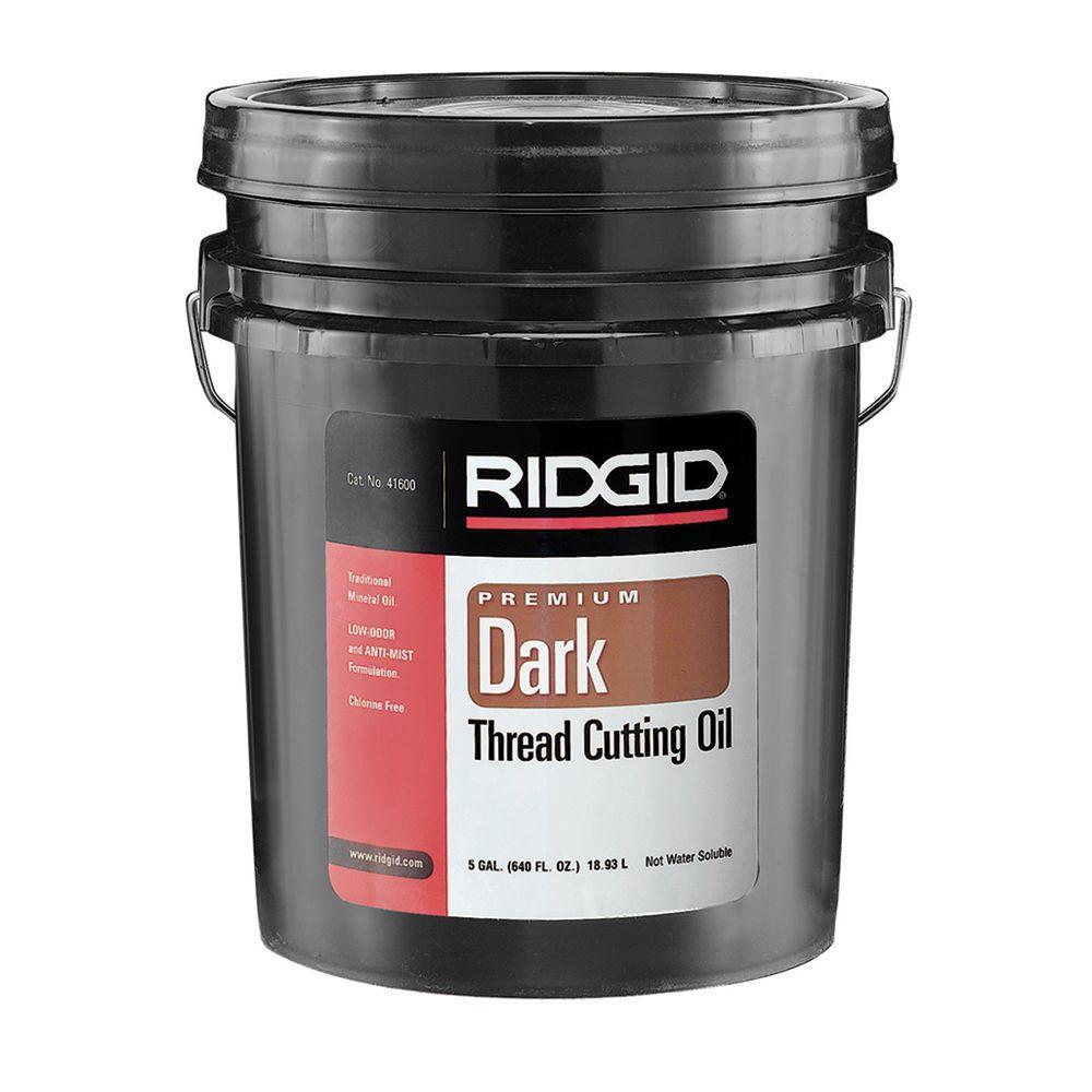 5 gal. Dark Threading Oil