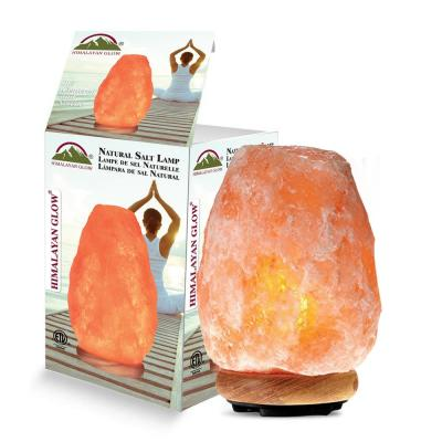 7.25 in. Ionic Crystal Natural Salt 5-7 lbs. Lamp